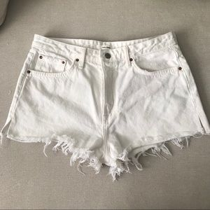 Grlfrnd Cindy High Rise Short shorts